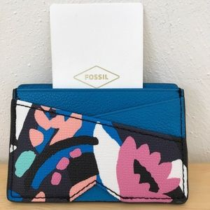 Fossil Women Card Case